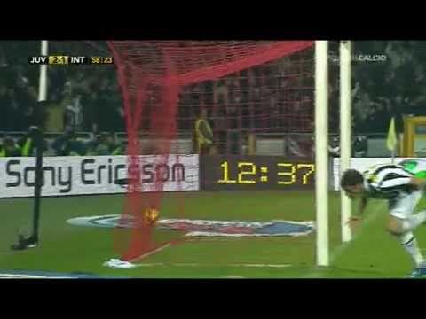 Claudio Zuliani: Goal Di Marchisio In Juve-Inter (05/12/2009).
