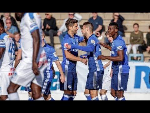 Marko Pjaca Debut Goal-Schalke vs Genk 2-1 2018